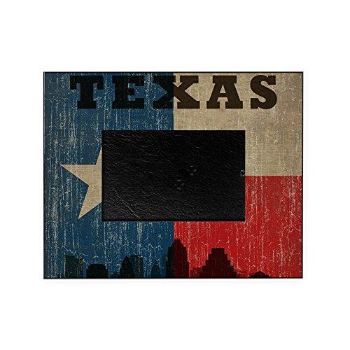 Texas Vintage Photo (CafePress - Vintage Texas Skyline - Decorative 8x10 Picture)