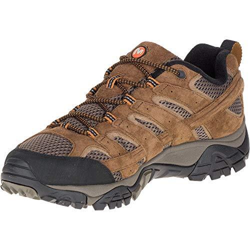 Merrell Men's Moab 2 Vent Hiking Shoe, Earth, 12 M US