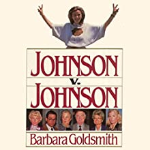 Johnson v. Johnson Audiobook by Barbara Goldsmith Narrated by Victor Bevine