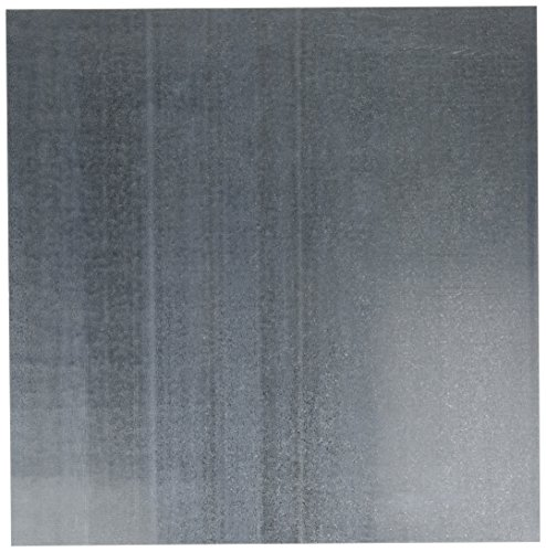 m-d-hobby-craft-57355-galvanized-steel-sheet-12-by-12-inch-silver