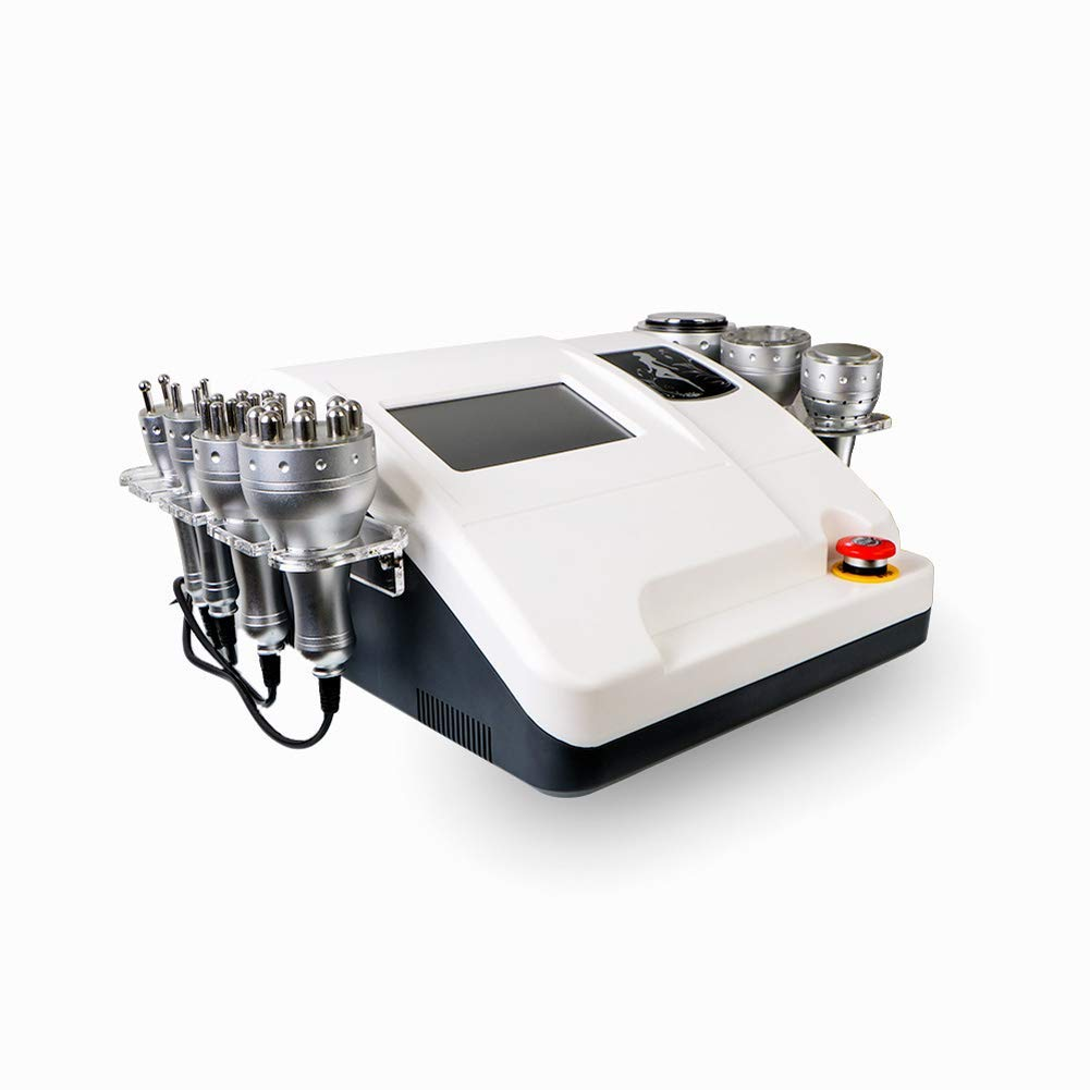 DDDXF Appareil Beaute Radiofrequence avec Massage sous Vide Cavitation Ultrasonique 40K pour Reduction Graisse Professionnelle Cellulite Reduit Formation Corps Ant