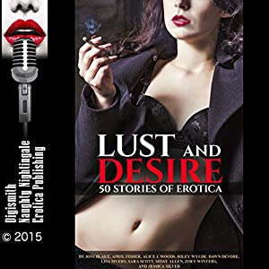 Lust and Desire Audiobook