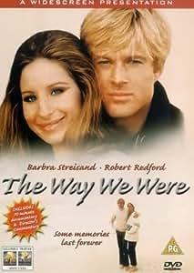 Amazon.com: The Way We Were: Barbra Streisand, Robert ...