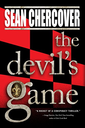 The Devil's Game (The Daniel Byrne Trilogy Book 2) cover