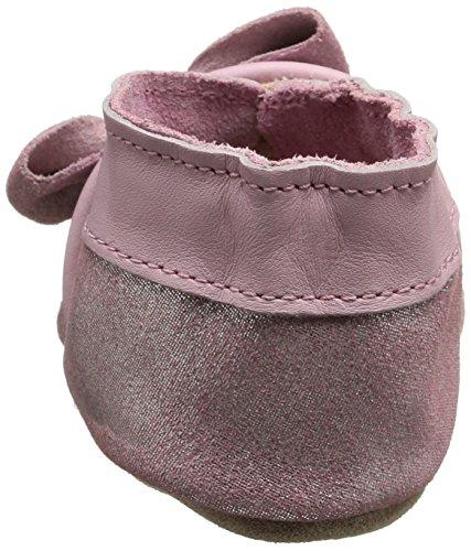 Robeez Tender Knot - Patucos Bebé-Niños Rosa - rosa