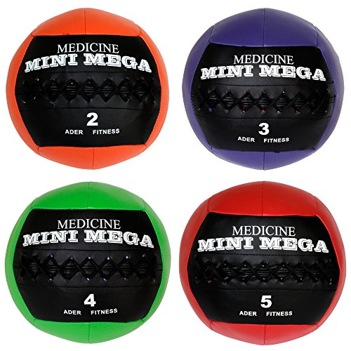 Ader Soft Mega Medicine Ball 2,3,4,5,6, 8,10,12,14,16,18,20,22,25 Lbs (10 Lbs)