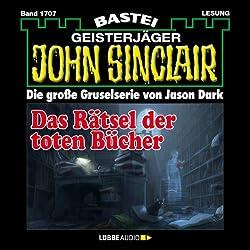 Das Rätsel der toten Bücher (John Sinclair 1707)