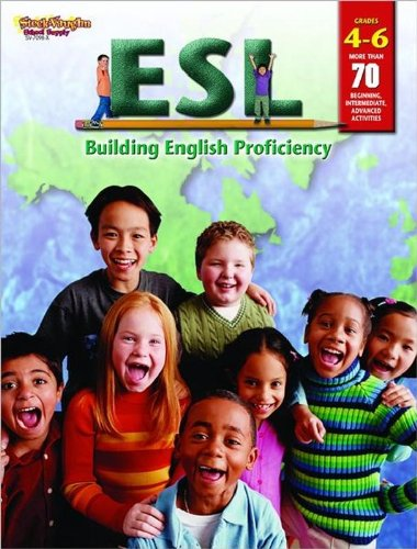 ESL: Building English Proficiency: Reproducible Grades