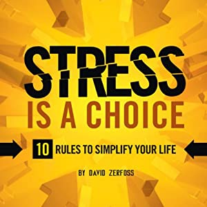 Stress Is a Choice Audiobook