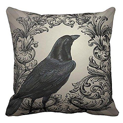 Gallity 45 x 45cm 18 x 18inch Halloween Pillows Cover Decorations Decor Halloween Throw Pillow Case Sofa Waist Throw Cushion Cover Home Decor Square (Maternity Corduroys)