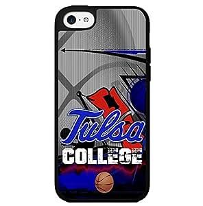Tulsa Golden Hurricane College Basketball Sports Hard Snap on Phone Case (iPhone 5c)