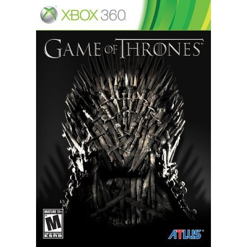 Game of Thrones - Xbox 360 (360 Games Xbox Online)