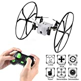 Dazhong Mini RC Quadcopter Drone 0.3MP Camera 4CH 6-Axis RC Quadcopter With 3D Flips and Wall Climbing for Kids