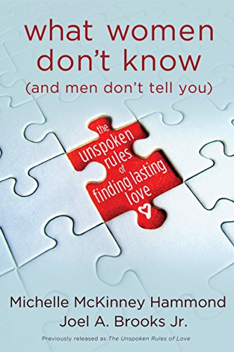 What Women Don't Know (and Men Don't Tell You): The Unspoken Rules of Finding Lasting Love