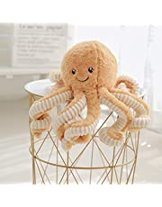 Octopus Plush, Cute Sea Creature Stuffed Marine Animals Plush Toy Simulation Soft Plush Pillow Toys 15.7inches