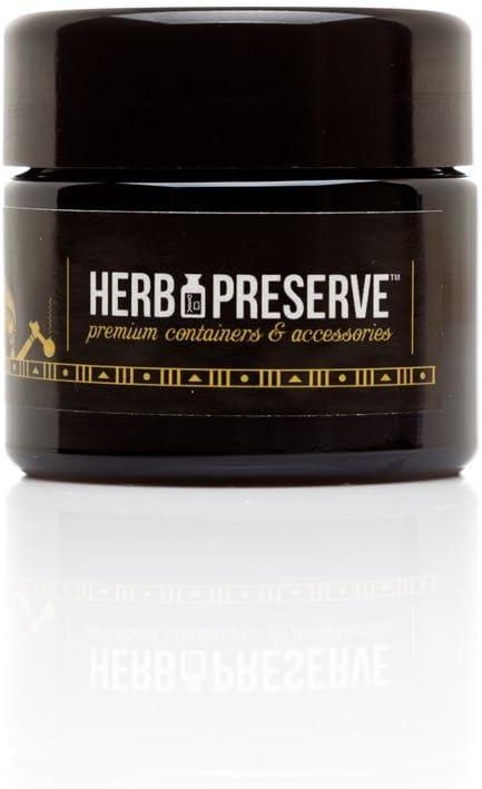 Amazon Com Herb Preserve Eighth Oz 50 Ml Capacity Medium Size