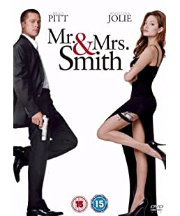 Mr And Mrs Smith [Import anglais]