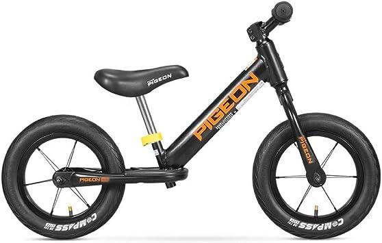 FINLR-Bicicletas infantiles Bicicleta De Equilibrio 12/14 Pulgadas ...