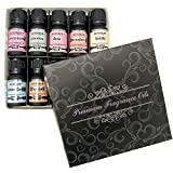 Top Favorites Set of 7 Premium Grade Fragrance Oils - Cotton Candy, Frosted