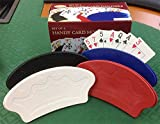 4 Large Playing Card Holders