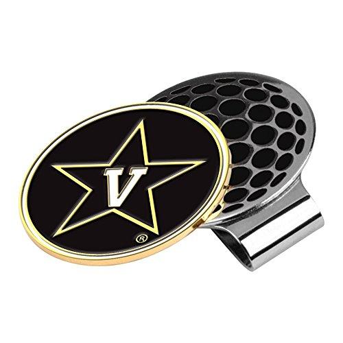 - LinksWalker NCAA Vanderbilt Commodores Golf Hat Clip with Ball Marker