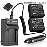 type 109 leica - Kastar Battery (X2) & AC Travel Charger forLeica BP-DC15, BPDC15, BP-DC15E-U, BP-DC15-E, BP-DC15-U, BP-DC15-TK, Leica 18544, 18545 and Leica D-Lux (Type 109) Cameras