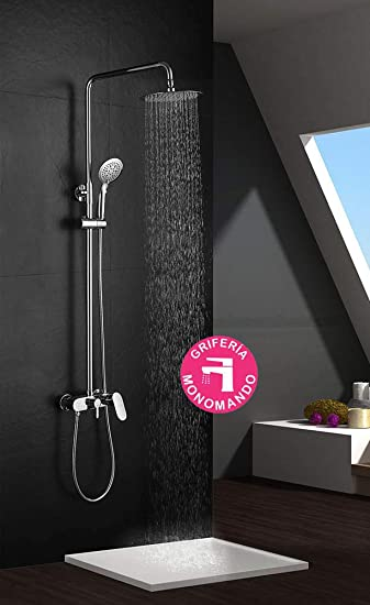 Mando columna de ducha