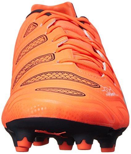 De 1 Eclipse Chaussures white Puma Ferme Lava Football Sol Evopower 2 total Blast 5Rx65qUY