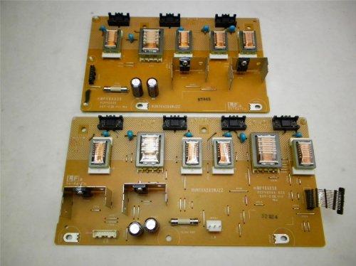 Sharp Lc32d62u Tv (SHARP LC-32D62U BACKLIGHT INVERTERS RUNTKA284WJZZ RUNTKA283WJZZ)