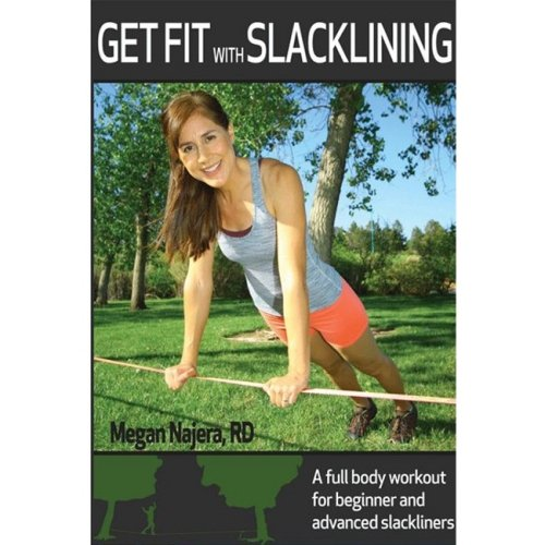 Id Sports Get Fit With Slacklining Training Printed/Electronic Book . Dvd, Book
