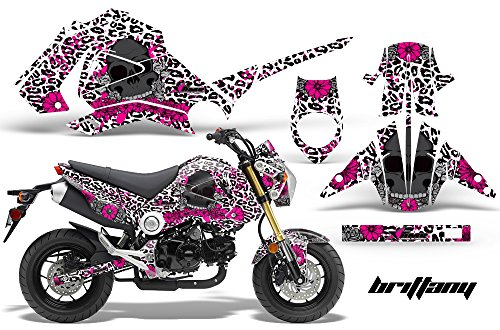 honda grom pink accessories - 2