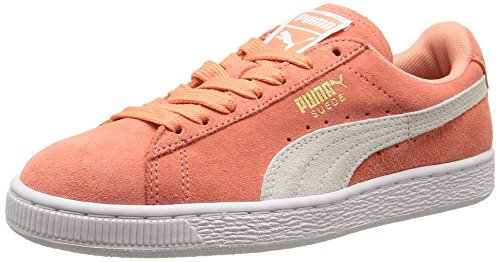 Top Sneakers S6 Women's Desert Classis Flower Puma Suede Women's Low nYgBqSf