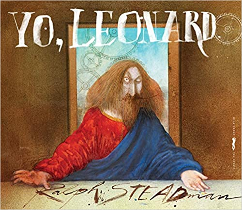 Yo, Leonardo / Ralph Steadman