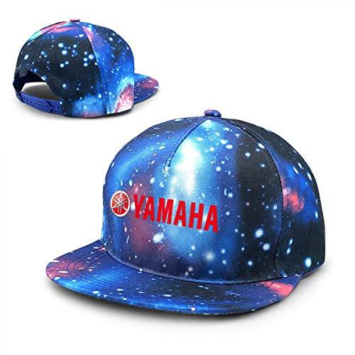 TianXin Cool Design Yamaha Motor Logo Baseball Cap for Unisex Starry Sky Blue