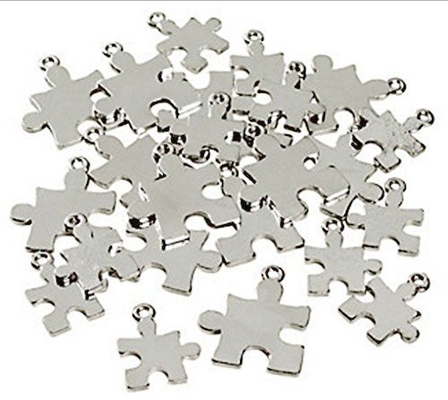 silvertone-puzzle-piece-charms-autism-awareness-2-sizes-24-pieces
