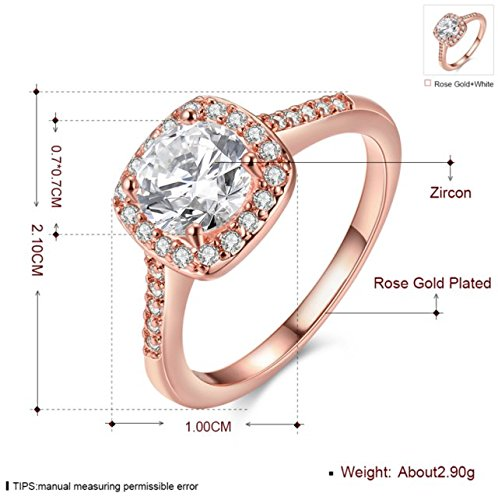 Micro-inlaid sets selling style love diamond ring