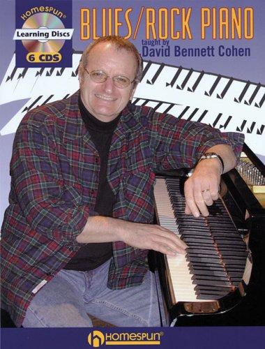 Download Blues/Rock Piano (includes 6 CDs) ebook