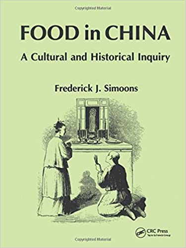 Food in china a cultural and historical inquiry telford press food in china a cultural and historical inquiry telford press frederick j simoons 9780849388040 amazon books fandeluxe Choice Image