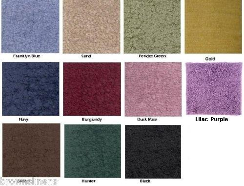 Wall to wall bathroom carpet 5 39 x 6 39 burgundy buy for Wall to wall carpet cost