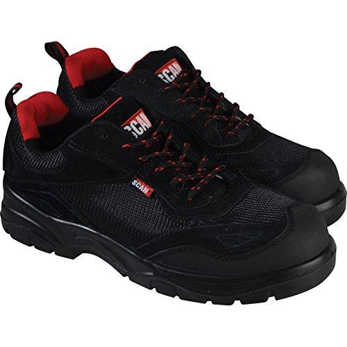 Scan fwcara11UK 11/EURO 45Caracal–Zapatillas de seguridad–negro