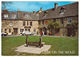 Stow-on-the-Wold, Gloucestershire, England Vintage Original Postcard #0642 - September 17, 1999