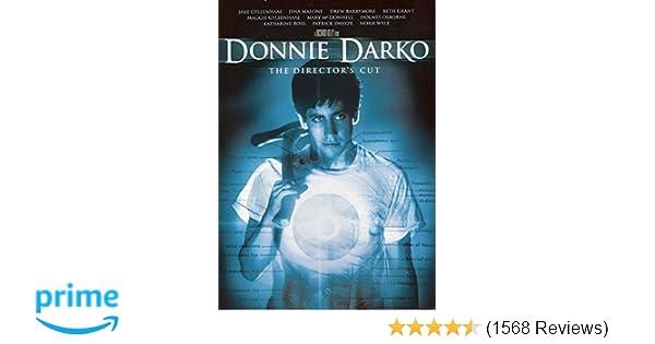 Amazon com: Donnie Darko: The Director's Cut (Two-Disc