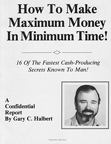 How To Make Maximum Money