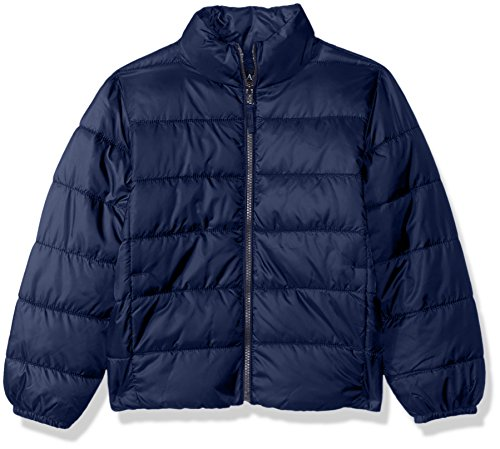 The Children's Place Big Boys' His Puffer Jacket, Tidal, M (7/8)