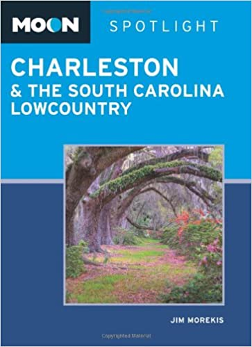 Moon Spotlight Charleston and the South Carolina Lowcountry