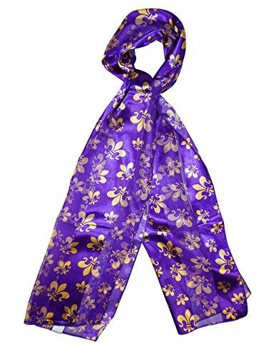 Purple Fleur De Lis - 4
