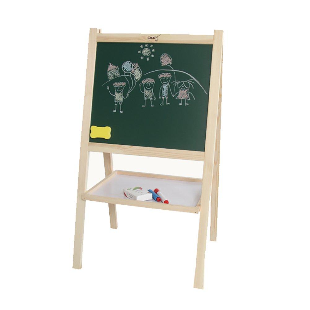 赤ちゃんの絵画ホワイトボード黒板両面子供イーゼル描画ボードブラケットタイプ磁気書き込み落書きボード B07FBVBZKF B07FBVBZKF, パーツビレッジハーテン:8cb543dd --- ijpba.info