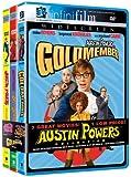 オースティン・パワーズ:3枚組[DVD] 輸入版Austin Powers: International Man of Mystery/The Spy Who Shagged Me/Goldmember [Import]