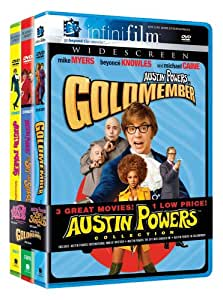 Austin Powers: International Man of Mystery/The Spy Who Shagged Me/Goldmember