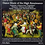 Dance Music of the High Renaissance